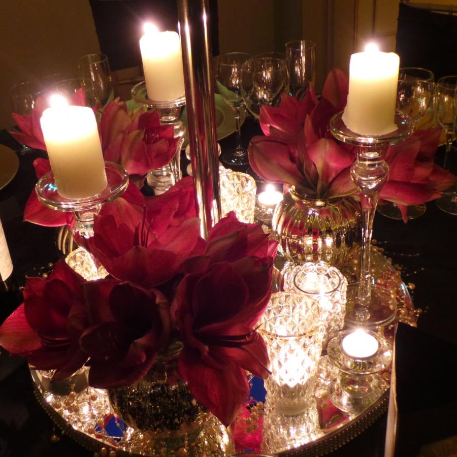 Christmas tablecentre