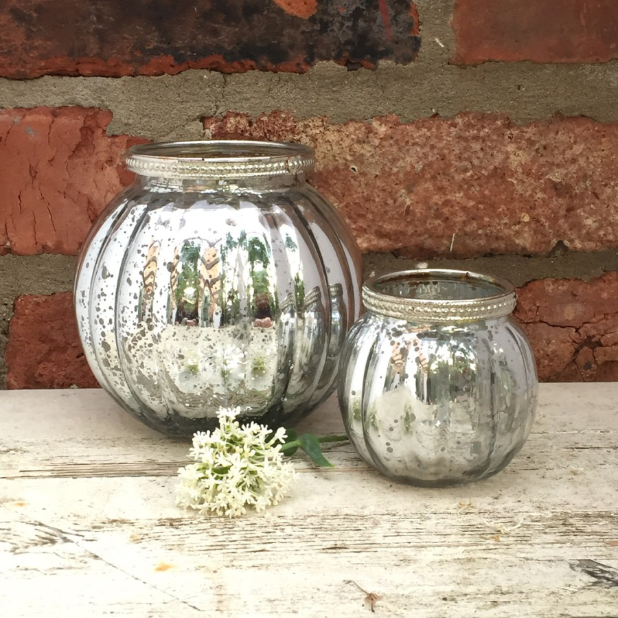 Cherry williams party hire event and party decor vases mercury glass pumpkin vase reviewsmspy